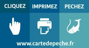 Acheter carte de pêche Angers