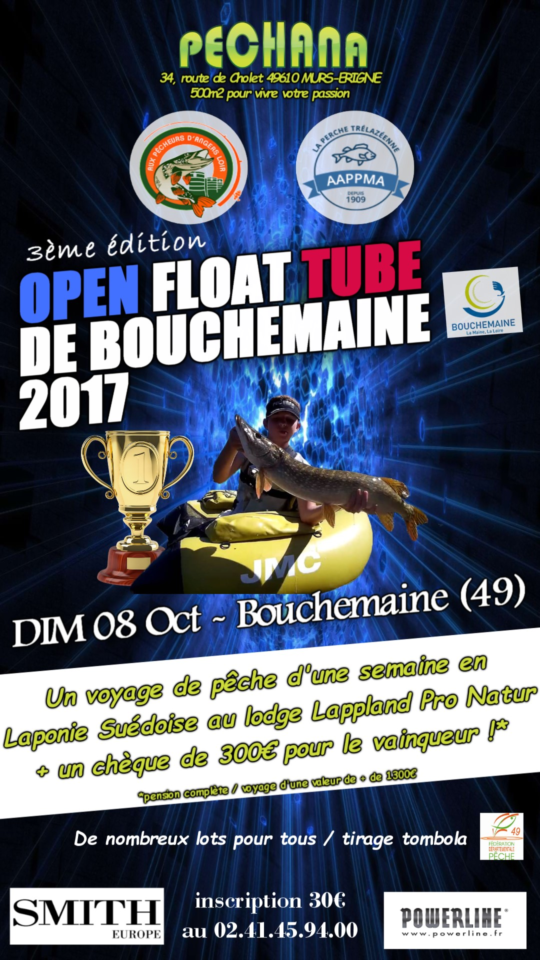 open float tube bouchemaine 8 oct 2017