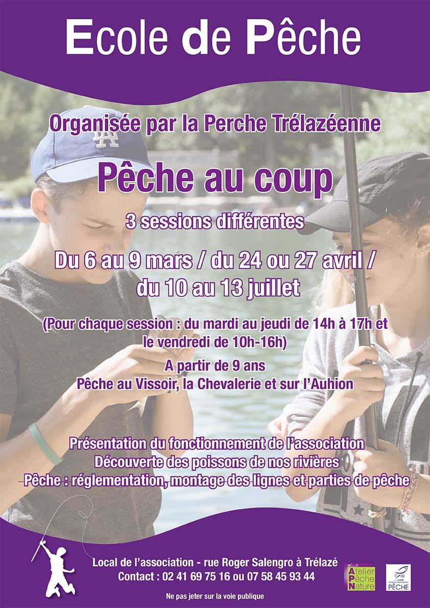 Concours peche au coup Angers Trelaze